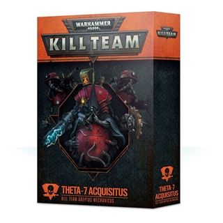 Theta-7 Acquisitus – Kill Team Adeptus Mechanicus