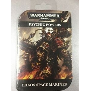 Chaos Space Marines Psychic Power