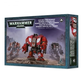 41-11 Blood Angels Furioso Dreadnought