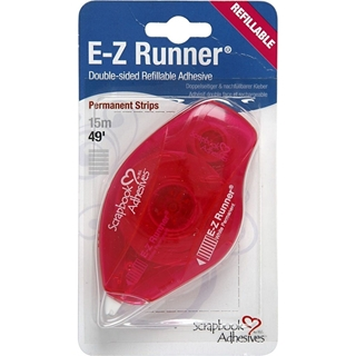 E-Z Runner®, b: 8 mm, strips -permanent, 15m
