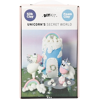Themaset, Secret world of Unicorns, 1set