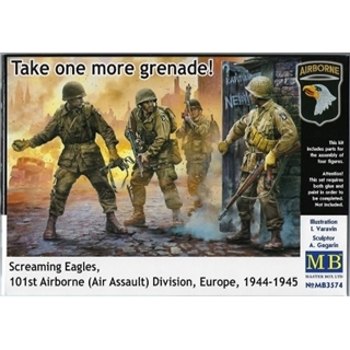 Screaming Eagles 101st Airborne 1944-45