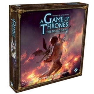 A Game Of Thrones The Board Game: Mother of Dragon