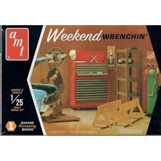 Weekend Wrenching Wrenchin Diorama Tool Kit