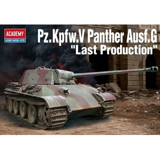 German Pz.Kpfw.V Panther G Last Production