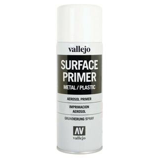VALLEJO White Primer 400 ml.