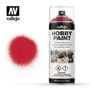 VALLEJO Bloody Red 400ml.