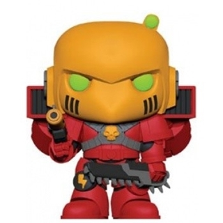 Blood Angels Assault Marine Vinyl Figure 10cm