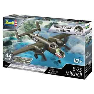 B-25 Mitchell Easy Click System