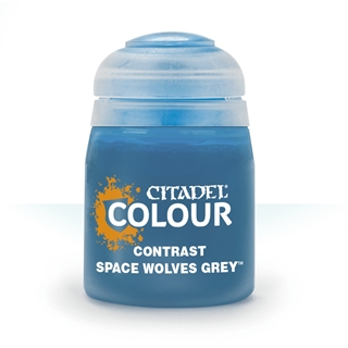 29-36: Contrast: Space Wolves Grey (18ml)