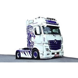 Mercedes Benz Actros MP4 Giga Space