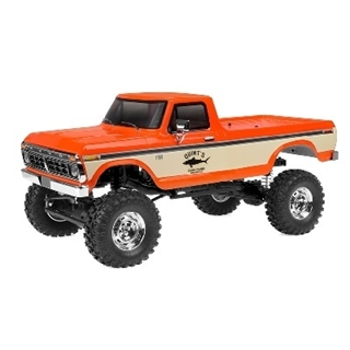 SCA-1E Ford F-150 - 1976 Version - Official Licens