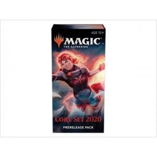 Core Set 2020 prerelaese Pack Gold