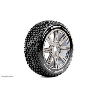 1/8 Off Road Buggy Tires Pirate Hex 17mm