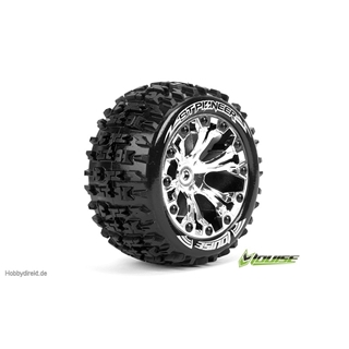 1/10 Off Road Stadium Truck Tires BT-Pioneer HEX12