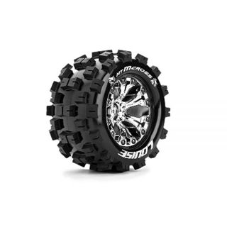 1/10 Off Road Stadium Truck Tires MCross HEX12
