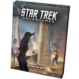 Star Trek Adventures: Starter Set