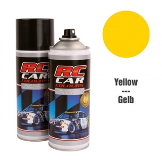 GHIANT RC Car Yellow          150ml