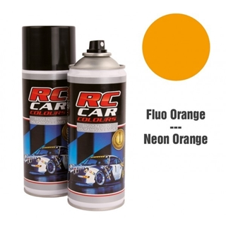GHIANT RC Car Fluo Orange 1006 - 150ml