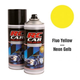GHIANT RC Car Fluo Yellow 1007 - 150ml
