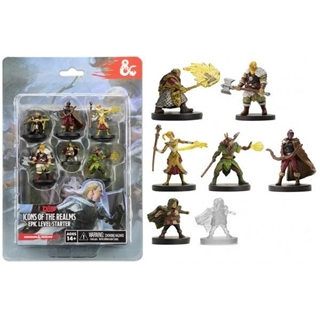Icons of the Realms Miniatures Epic Level Starter