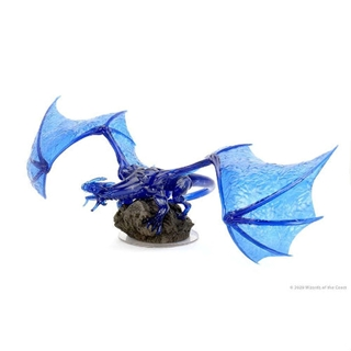 D&D Icon of the Realms: Sapphire Dragon Premium