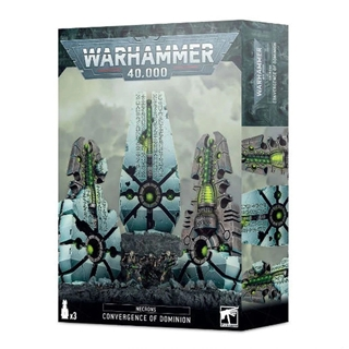 Necrons Convergence Of Dominion