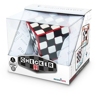 Checkers Cube
