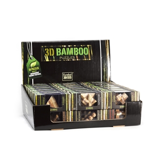 Bamboo Puzzels 1stk