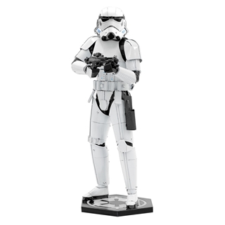 Metal Earth Iconx Star Wars Stormtrooper