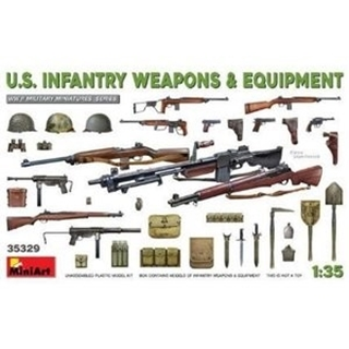 US Infantry Weapons & equip
