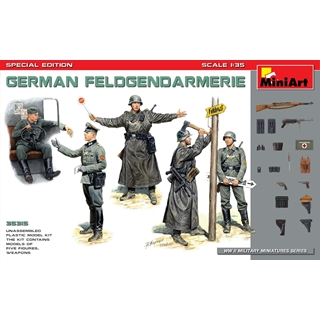 German Feldgendarmerie S.Ed.   1/35