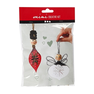 mini creative kit kerst 1