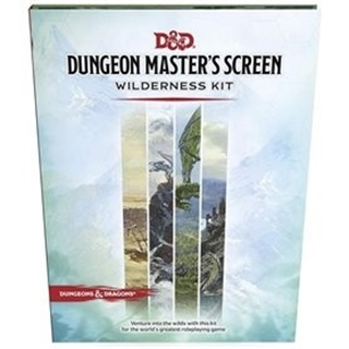 DM Screen Wilderness Kit
