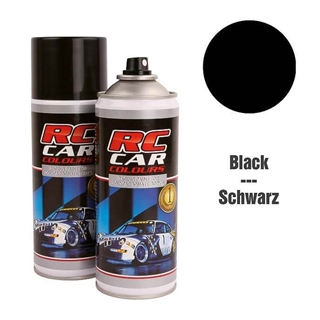 GHIANT RC Car Black 610 - 150ml