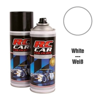 GHIANT RC Car White 710 - 150ml