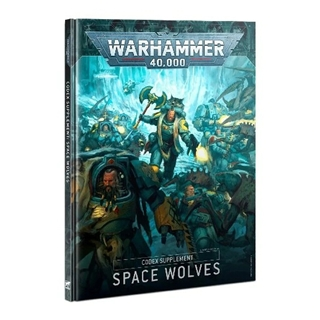 Space Wolves: Codex supplement