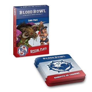 Bloodbowl Card pack