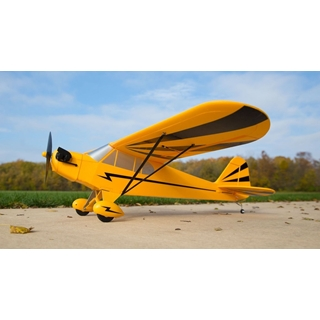 Clipped Wing Cub 1.2m BNF Basic with AS3X