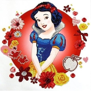 Snow White's World Diamond Painting Kit