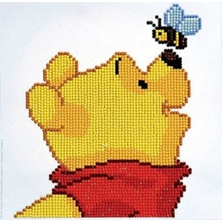 Pooh Beer Diamond Painting Kit
