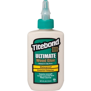 Titebond III Ultimate Wood Glue Waterproof