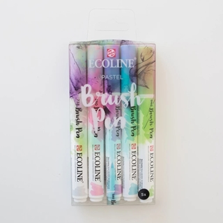 Ecoline Brush pen Pastel set