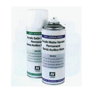 VALLEJO Spray Varnish Gloss 400 ml.