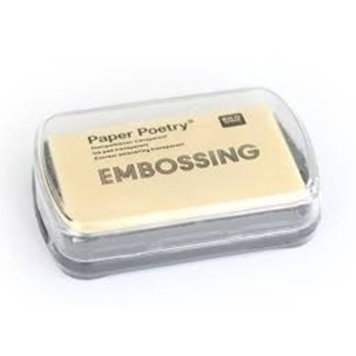 Embossing Ink Pad Transparant