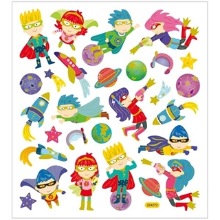 Stickers Super Heroes
