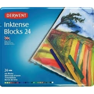 Inktense Blocks 24