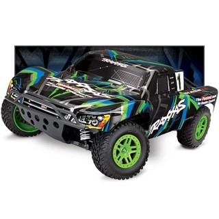 Traxxas Slash 4x4 Groen