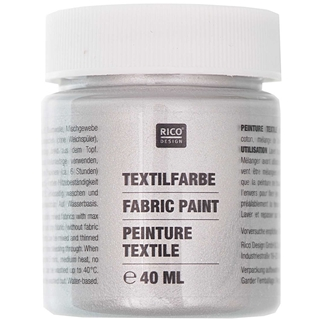 FABRIC PAINT SILVER