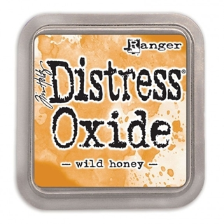 Tim Holtz distress oxide wild honey